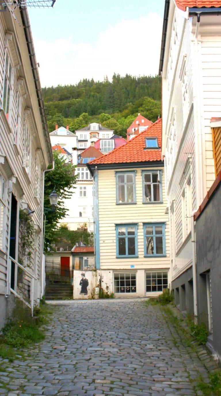 Sending A Postcard From Norway Adaleta Avdic