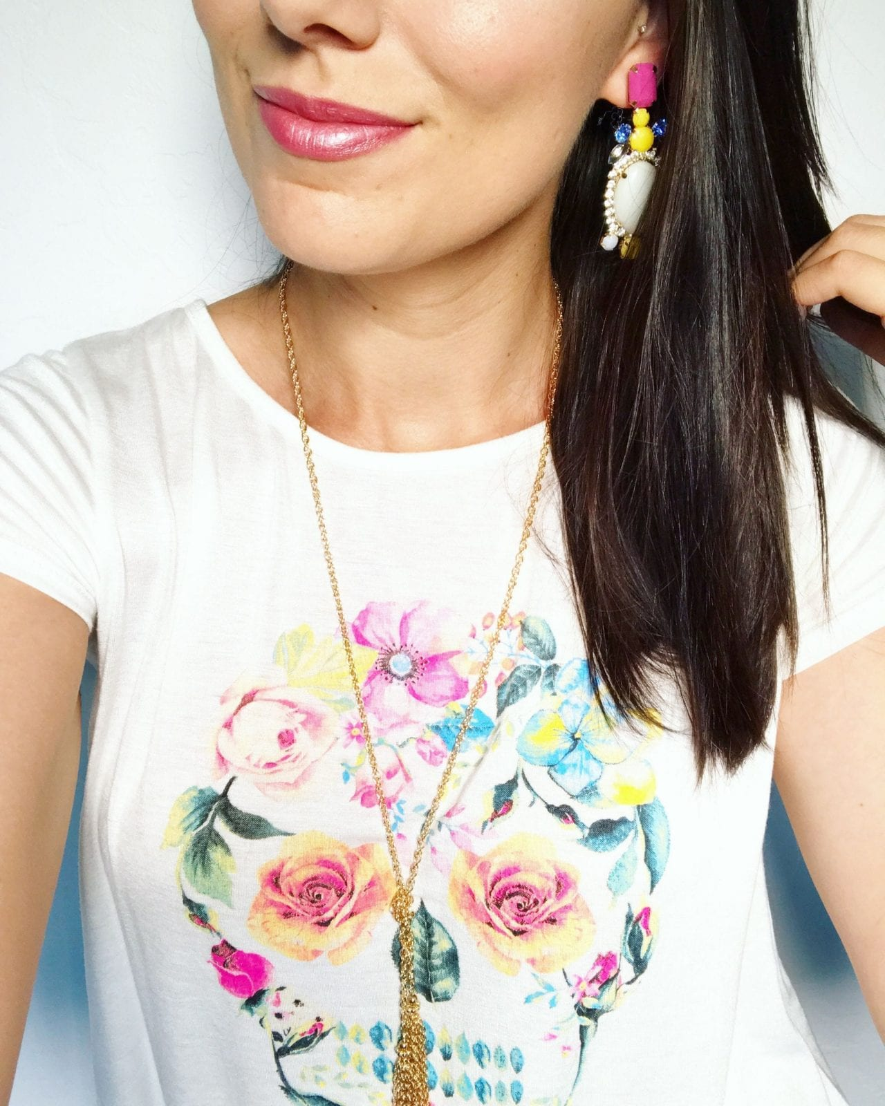 Wearing 7 Charming Sisters Jewelry