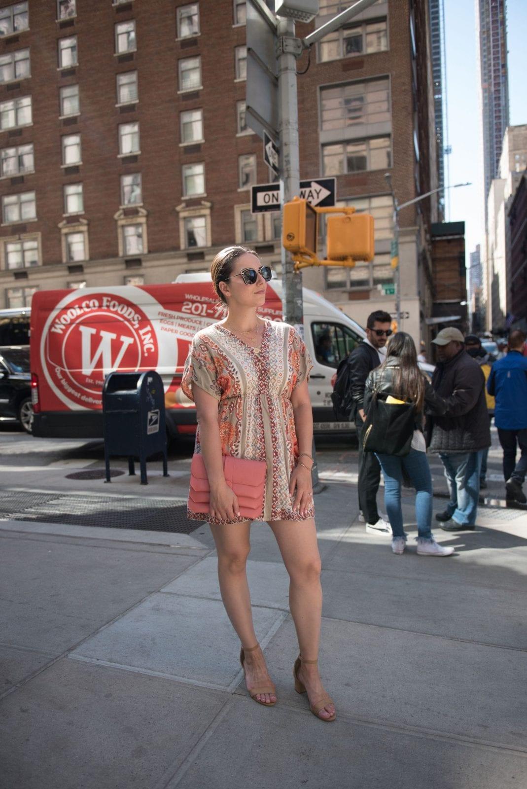 Sass in New York City