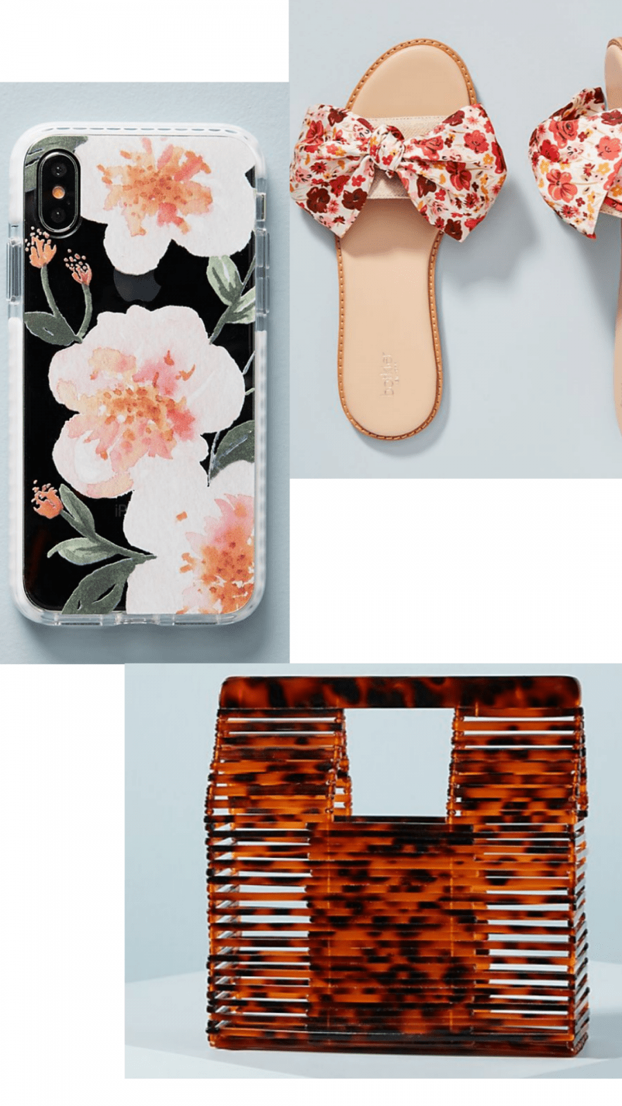 Floral Accessories for Summer 2019